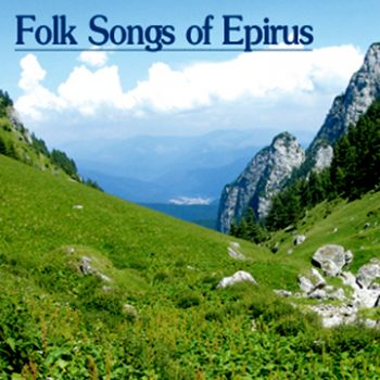 Folk Songs Of Epirus Kostas Tzimas