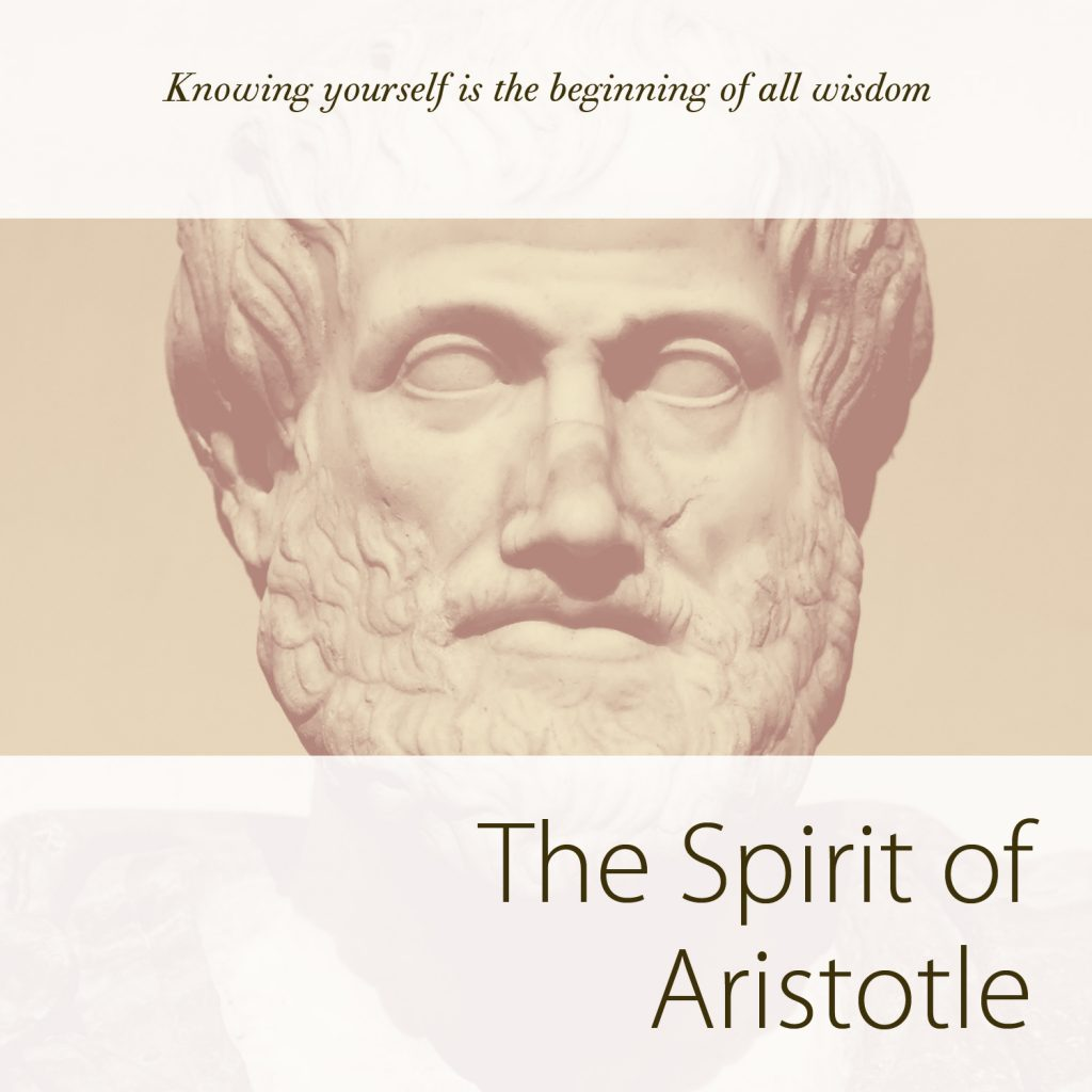The Spirit of Aristotle