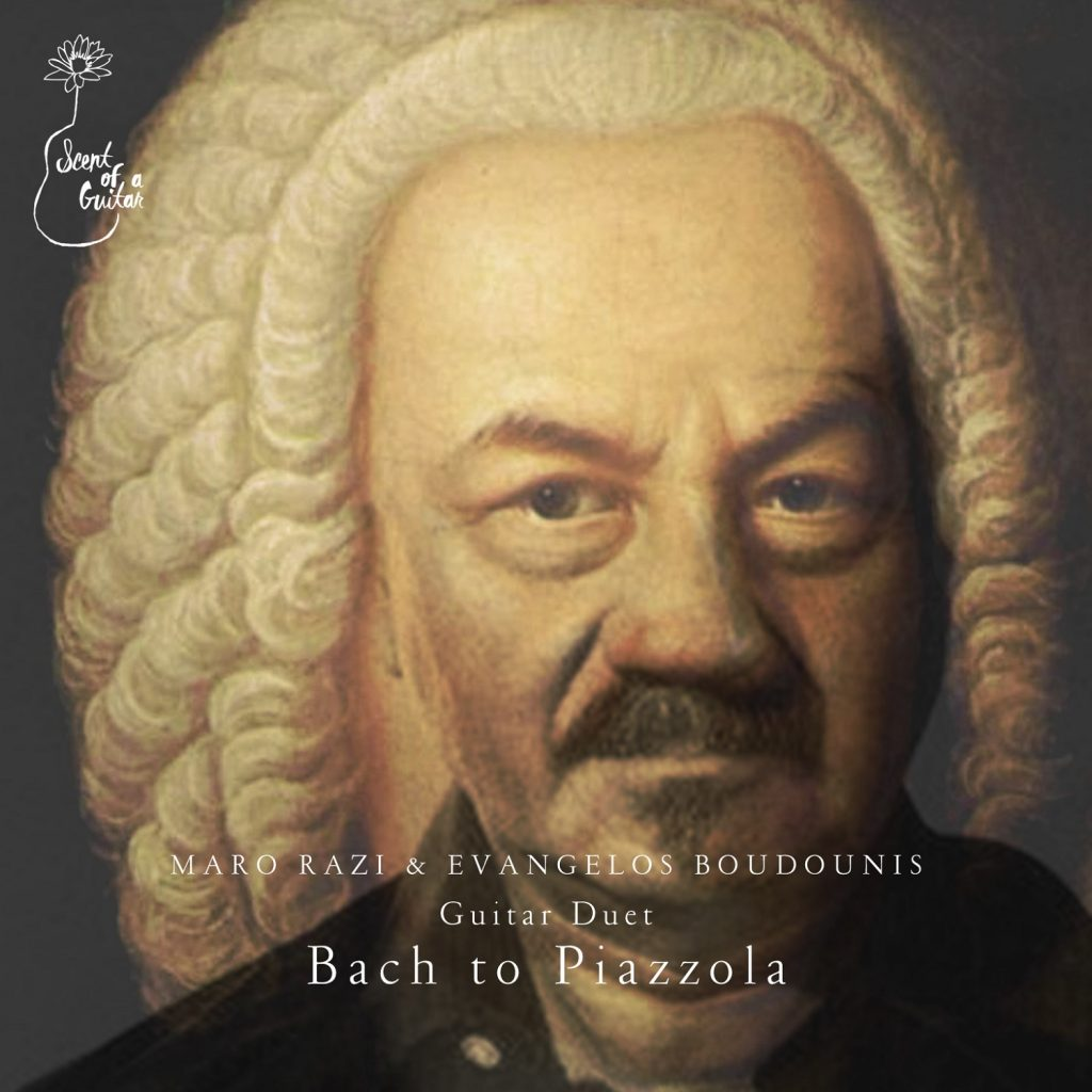 bach to piazzola