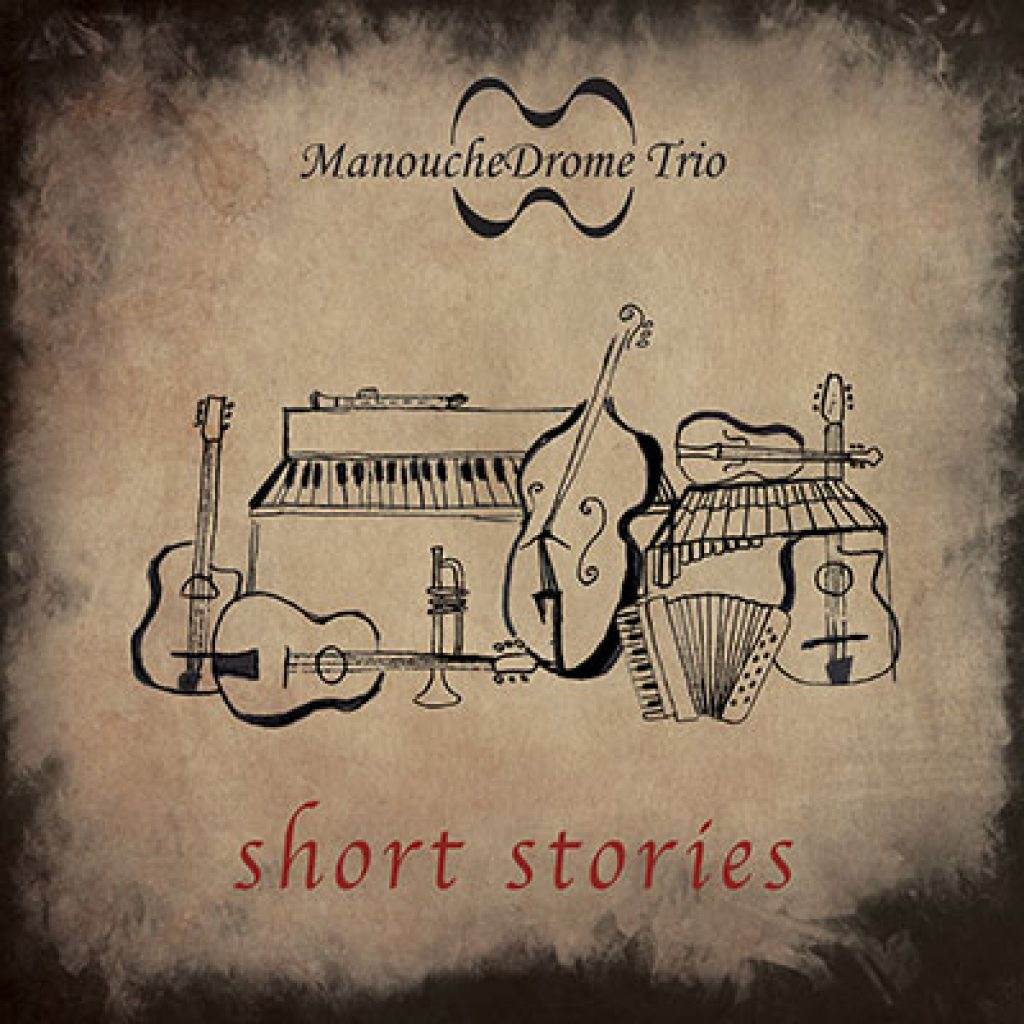 cover manouchedrome trio short stories 1