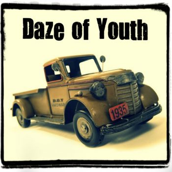 DAZE OF YOUTH cover-s