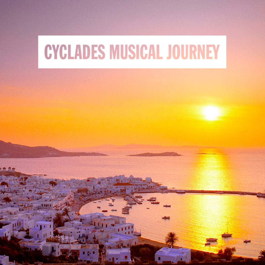 Cyclades Musical Journey