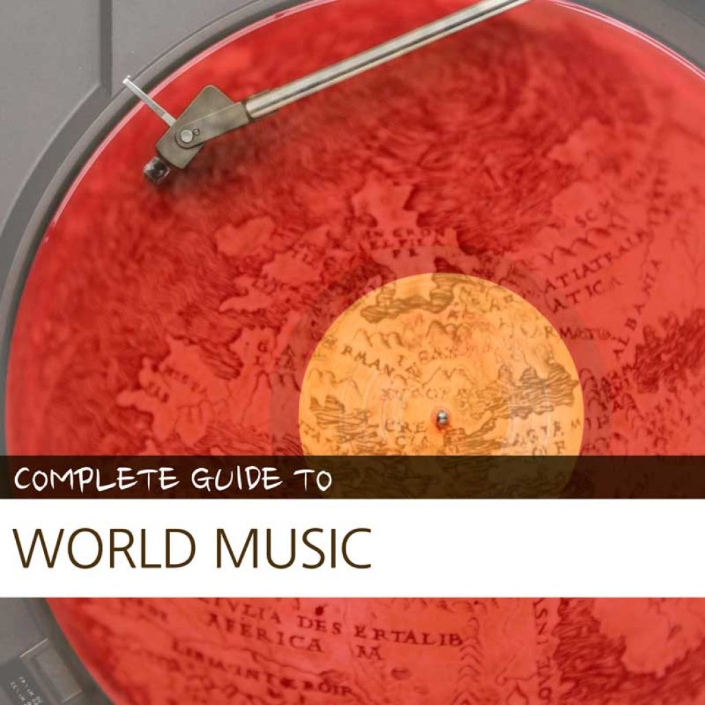 comlete guide worldmusic