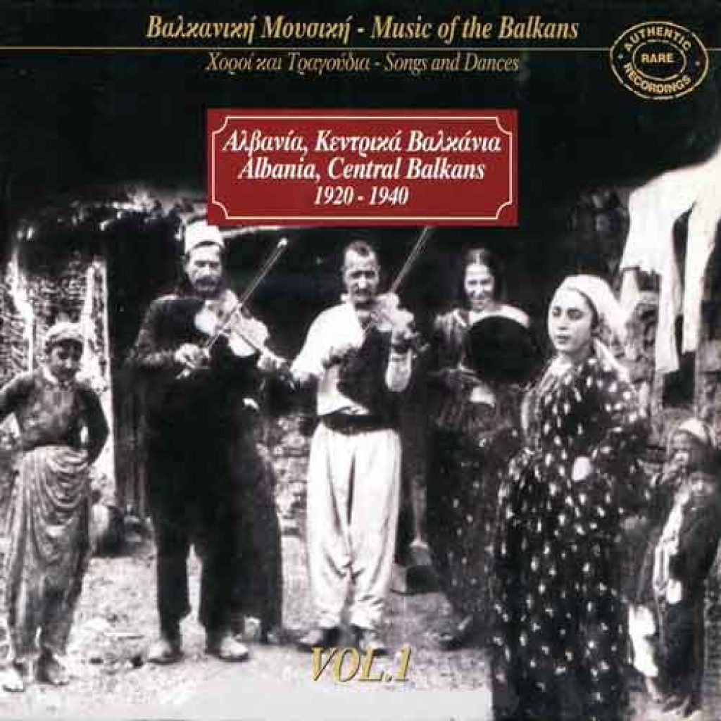 music of the balkans vol1