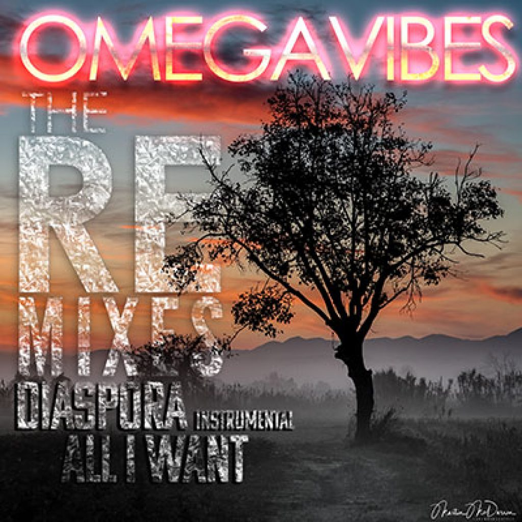 omega vibes diaspora all i want the remixes